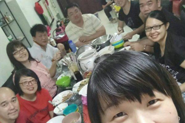 吴雅萍 & 郑珠霞